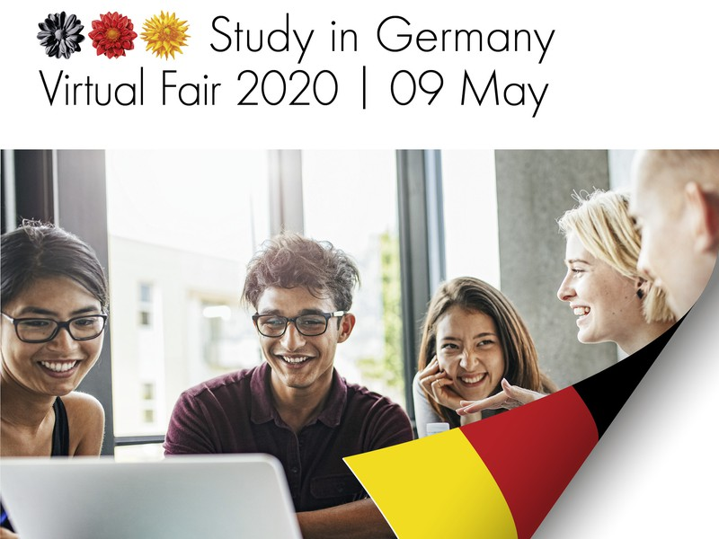 Study in Germany – Virtual Fair Latin America Meet TU Bergakademie Freiberg online